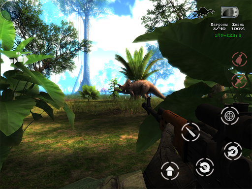 The Lost Lands: Dinosaur Hunter для планшетов на Android