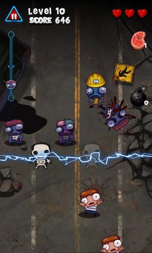 Игра «Zombie Smash»