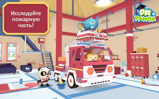 Пожарная команда Dr. Panda скачать на Андроид