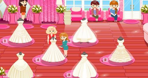 Свадебный магазин - Платья на Андроид