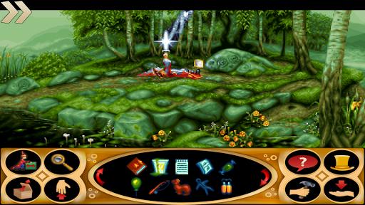Игра Simon the Sorcerer 2 для планшетов на Android