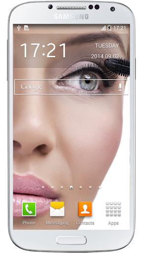 Mirror Transparent Screen LWP на Андроид