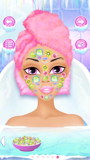 Принцесса льда Спа салон
