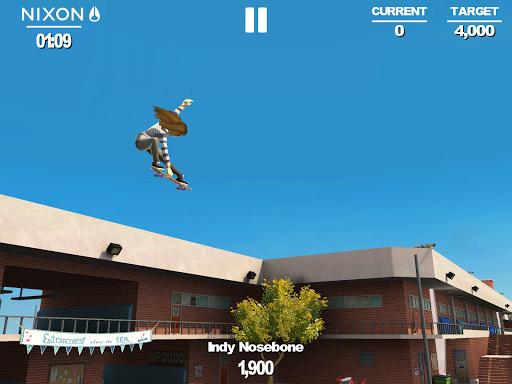Игра Transworld Endless Skater для планшетов на Android