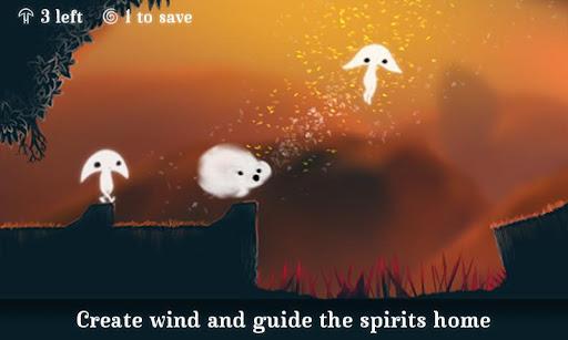 "Игра ""Spirits"" для планшетов на Android"
