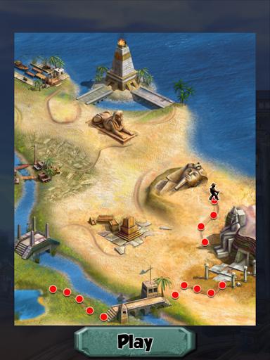 Treasure Quest Pro для планшетов на Android