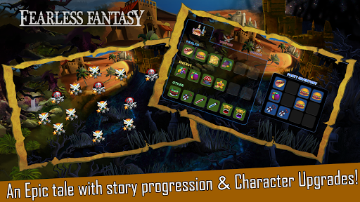 Fearless Fantasy для планшетов на Android