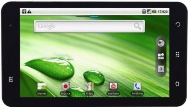 Обзор + видео обзор планшета ZTE V9