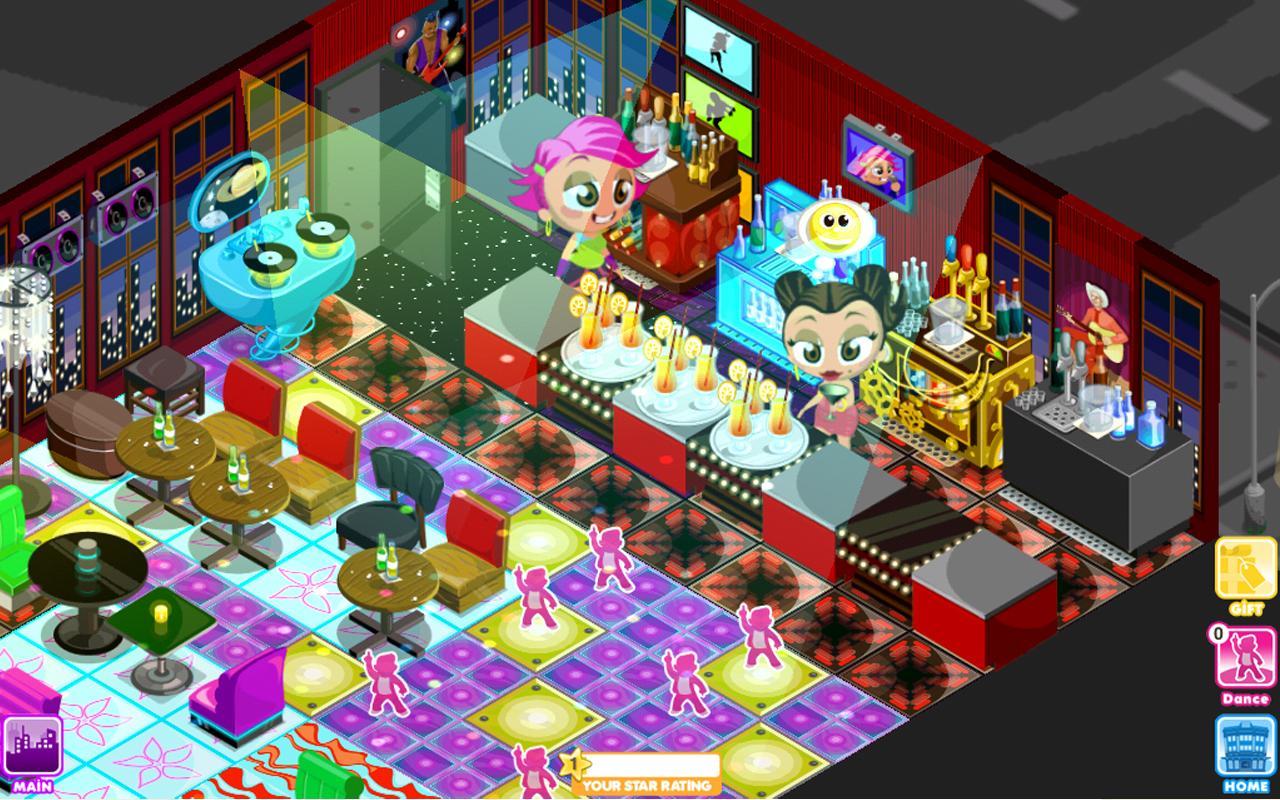 Игра «Nightclub Story™»
