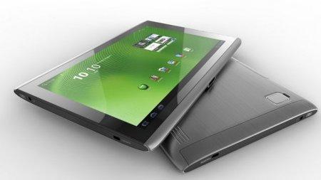 Acer выпустит планшеты A510 и A700