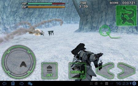Destroy Gunners SP Ice Burn II