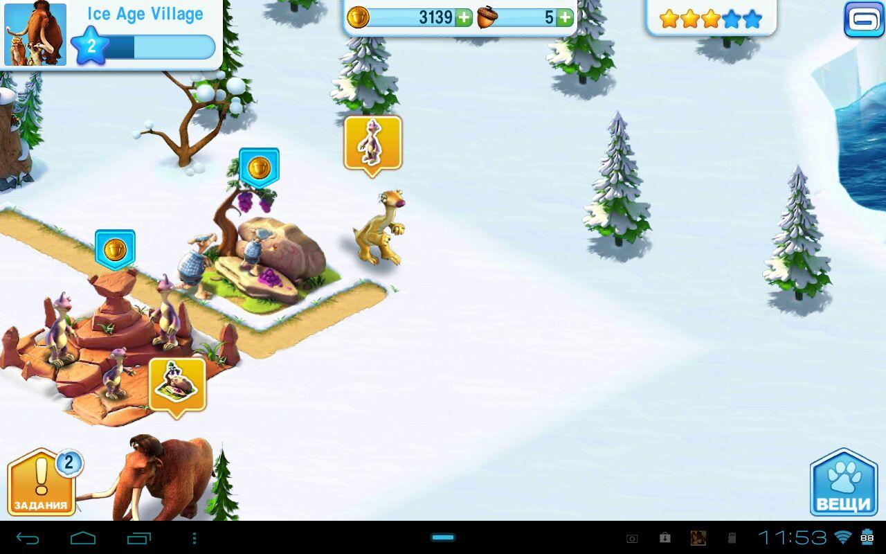Ice Age Village — Ледниковый период