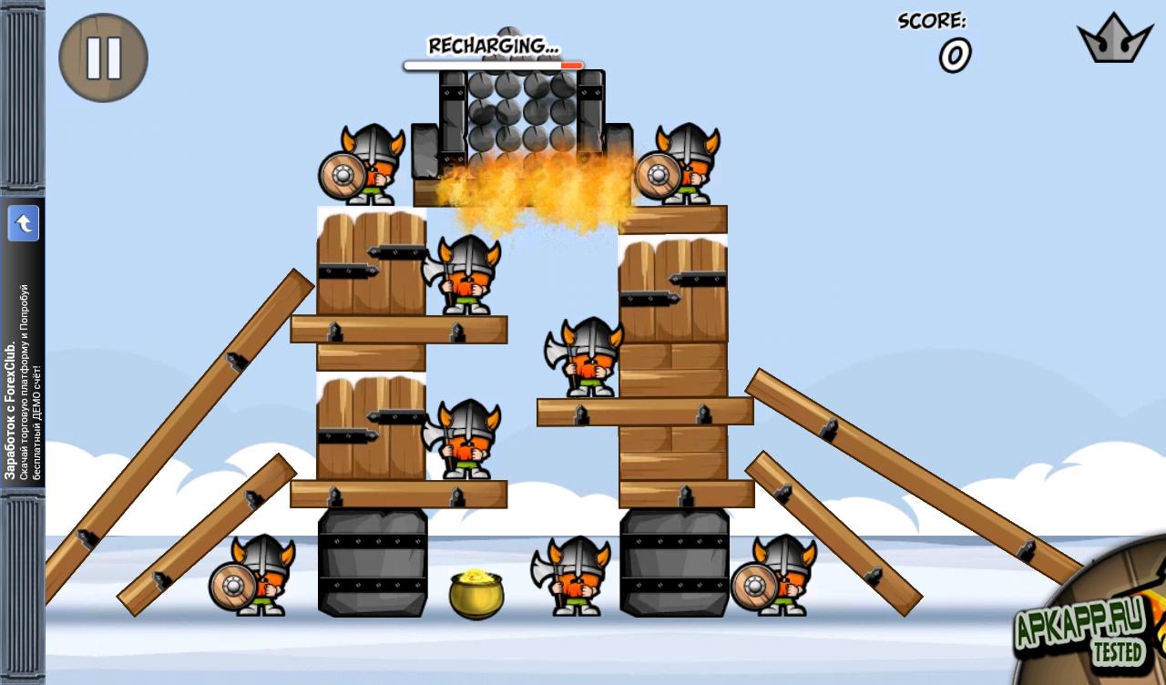 Игра «Siege Hero»