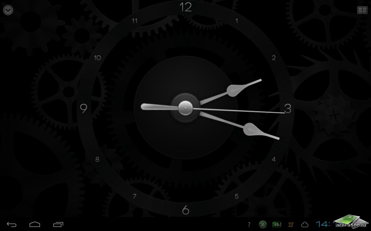 Будильник Alarm Clock by double Twist