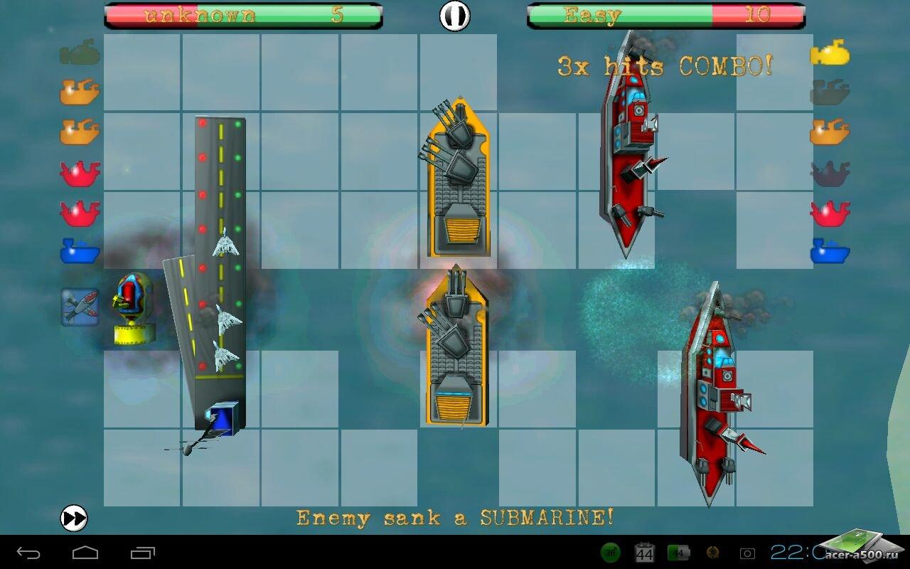 Игра «Ships N' Battles»