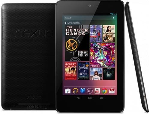 Google готовит Nexus 7 с 3G
