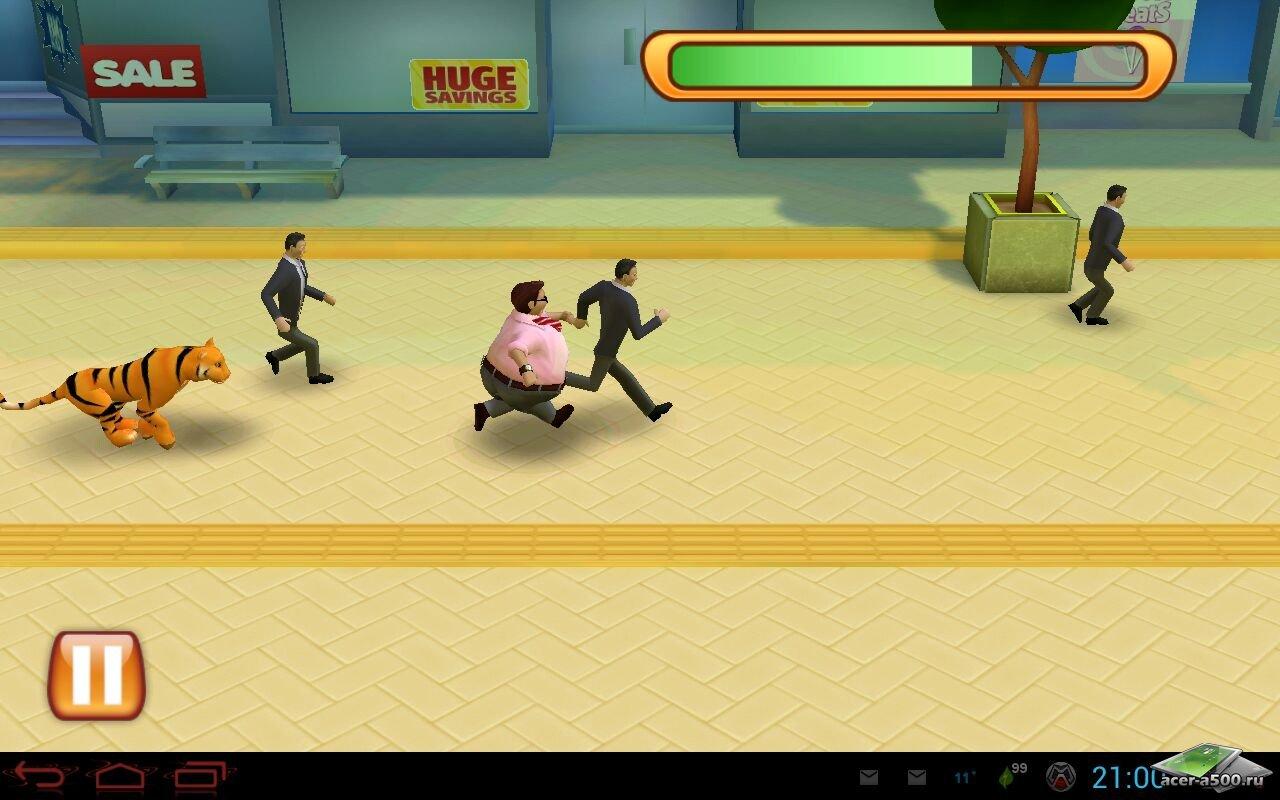 Run Fatty Run