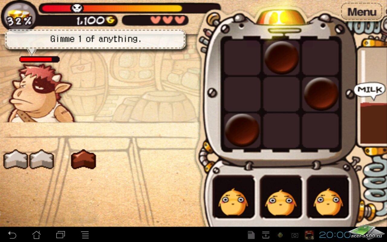 Игра «Chocolate Tycoon»