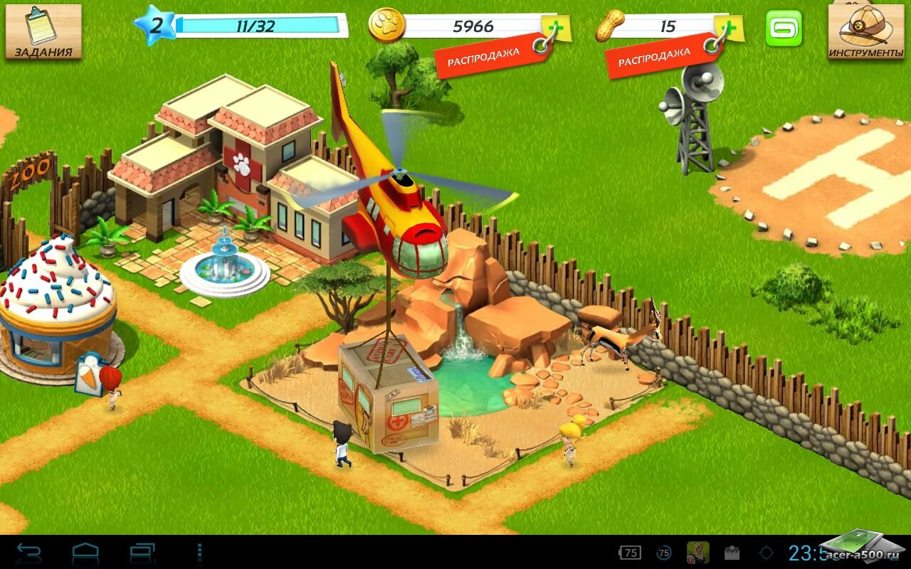 Wonder Zoo — Animal rescue!