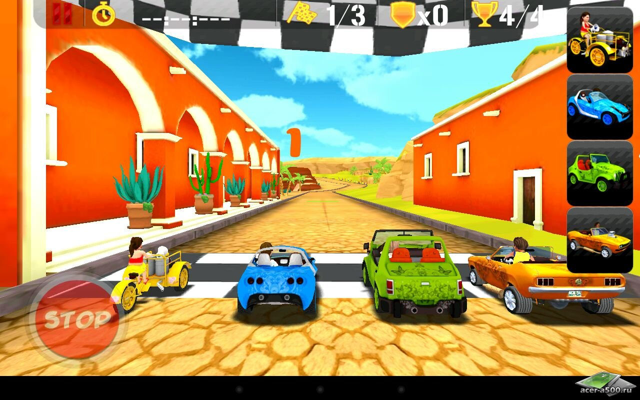 Игра «Chundos + turbo»