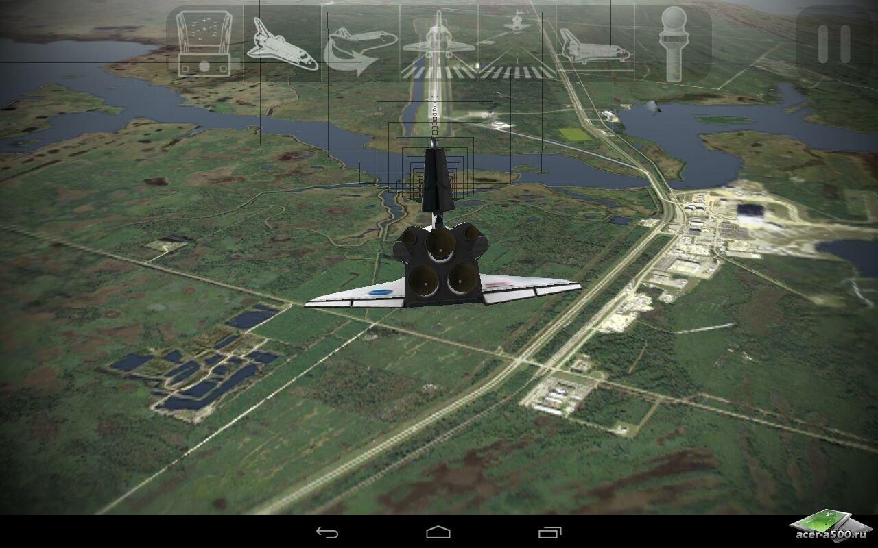 Игра «F-Sim Space Shuttle»