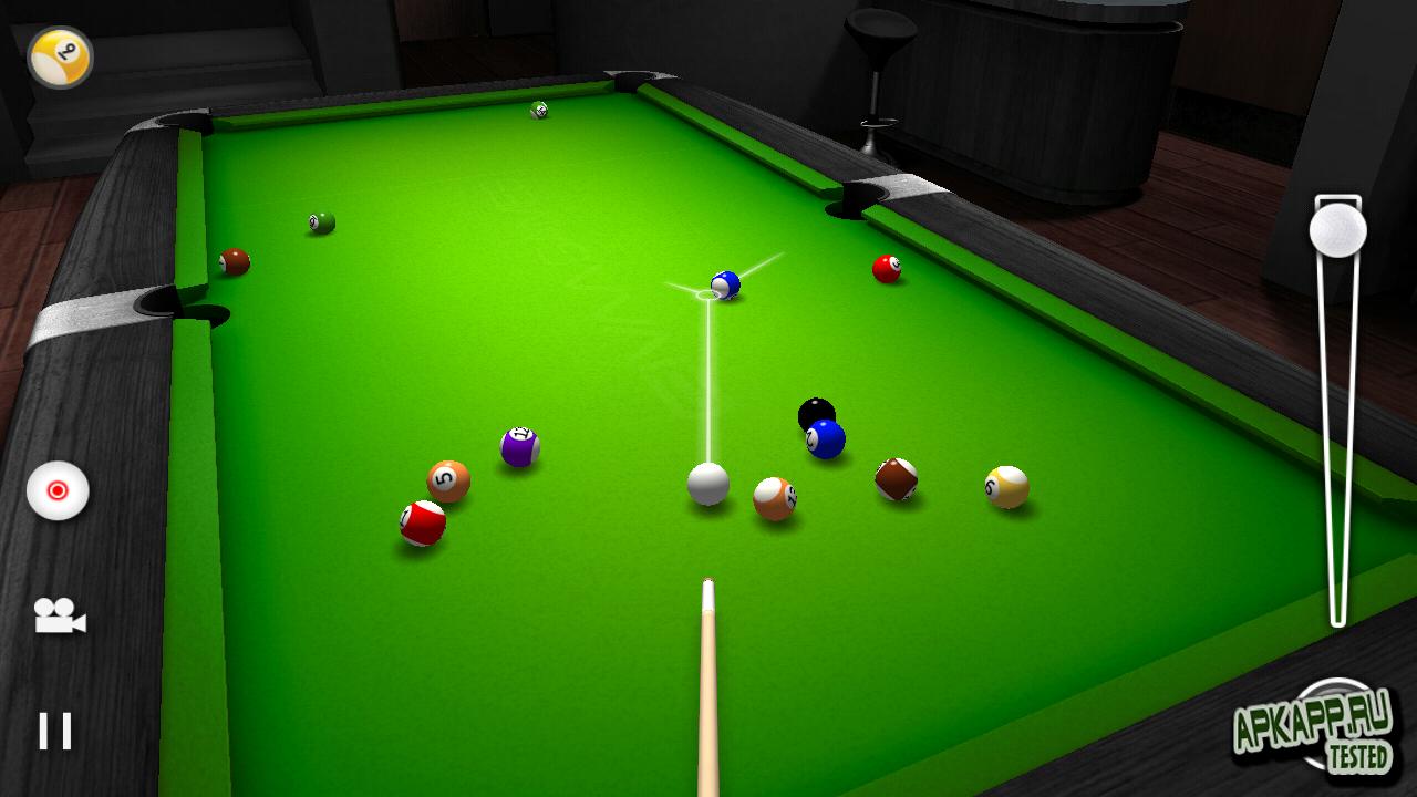 Бильярд (Real Pool 3D)