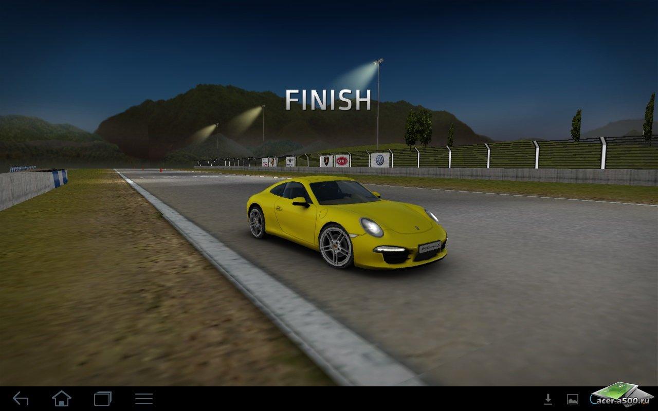 "Игра ""Sports Car Challenge"""