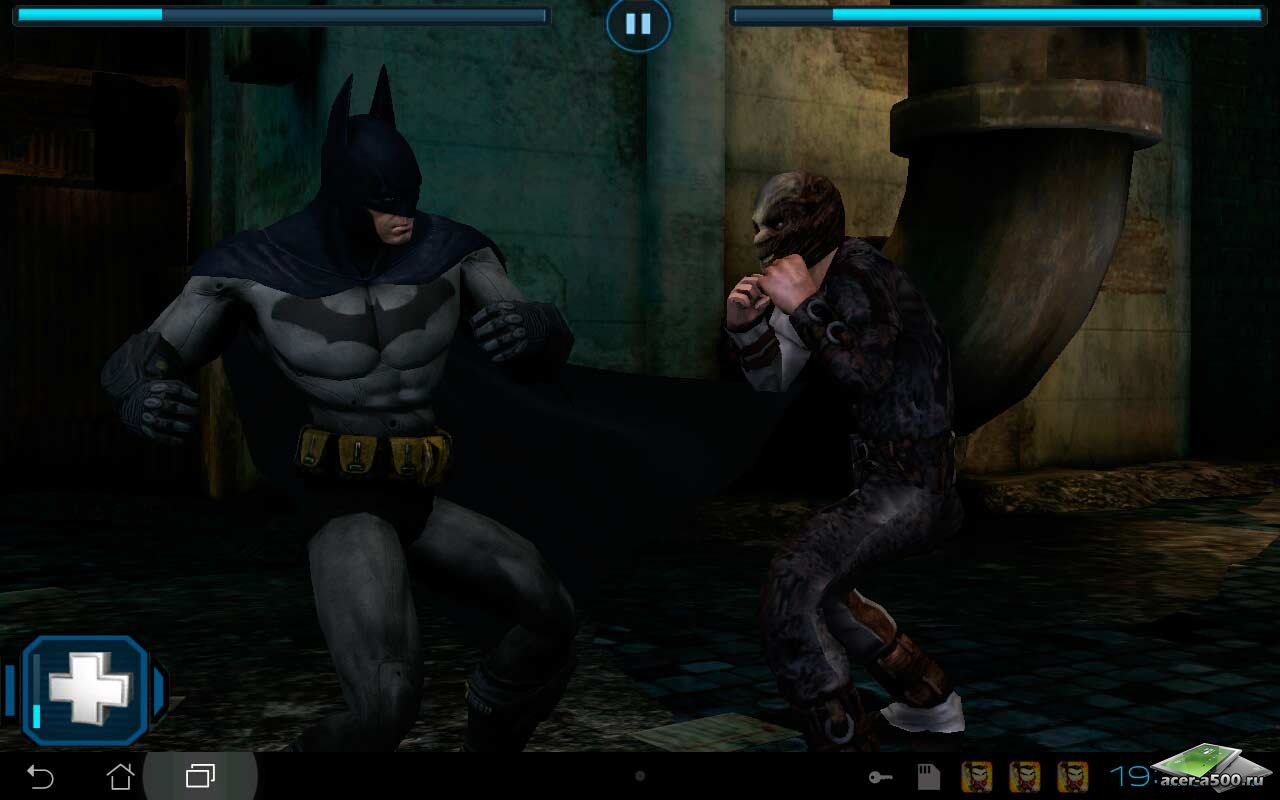Игра «Batman: Arkham City Lockdown»