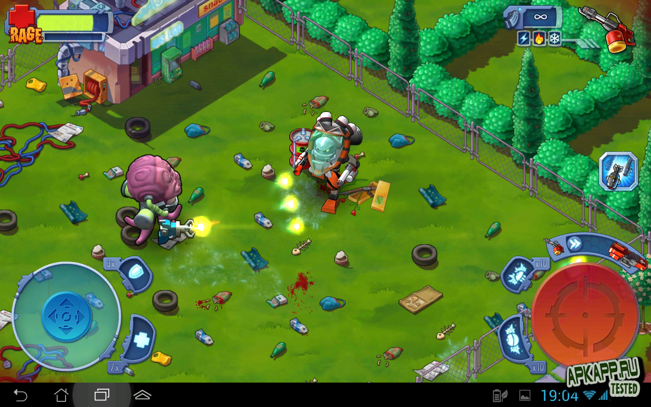 """Игра """"Monster Shooter 2: Back to Earth"""""""