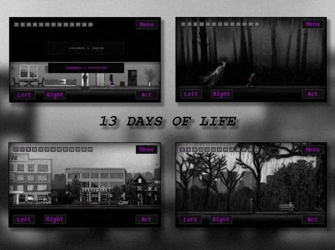 13 Days Of Life на Андроид