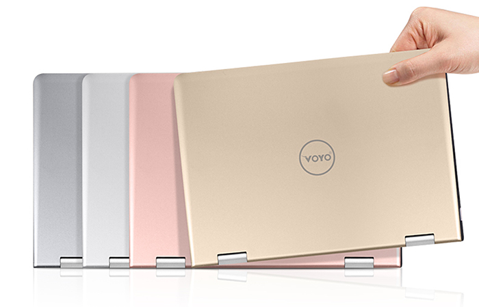 Появился в продаже VOYO VBook V1 WiFi Ultrabook Tablet PC