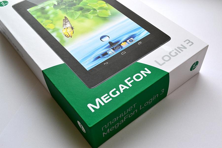 Megafon login 3 — обзор