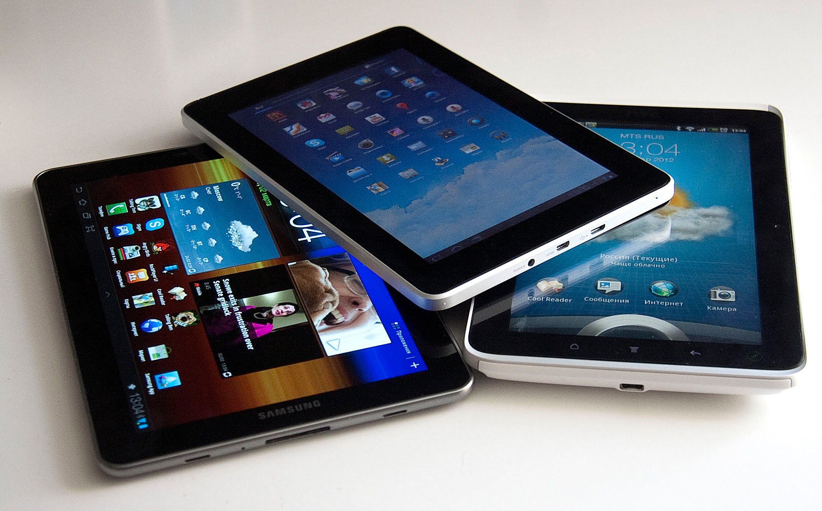 Какой планшет лучше купить в 2016 году?