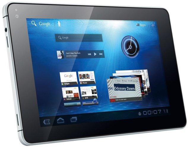 Huawei Mediapad — обзор планшета + видео обзор