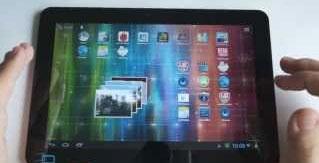 Проблемы с экраном на планшете