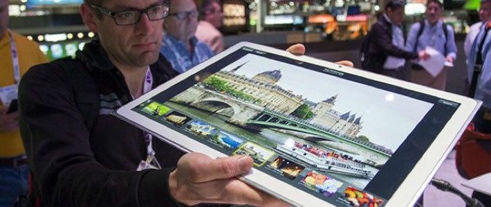 Panasonic представил планшет Toughpad