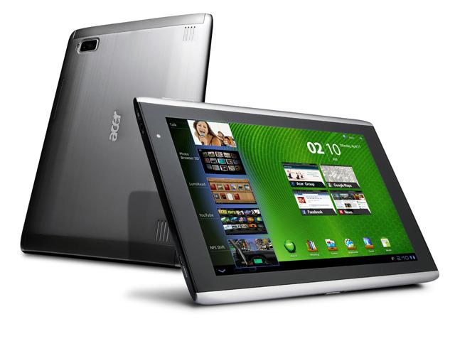 Acer Iconia Tab A500 — обзор планшета + 3 видео обзора