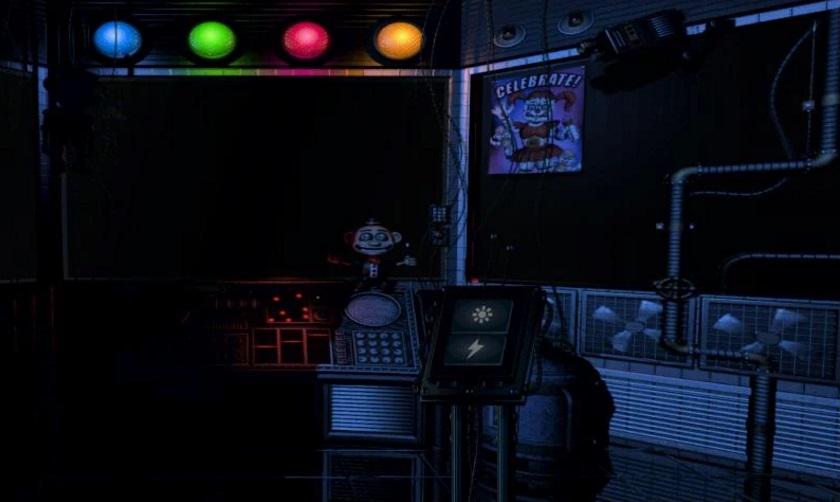 Five Nights at Freddy's: SL на Андроид