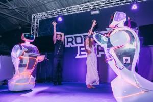 Robotics Expo 2015: итоги