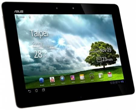 Анонсирован планшет с Nvidia Tegra 3 от ASUS