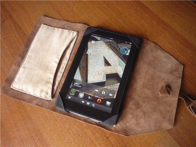 Как сшить чехол-книжка на телефон своими руками