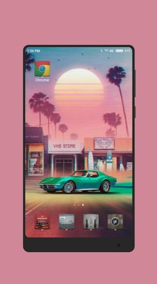 80's Wallpaper на Андроид