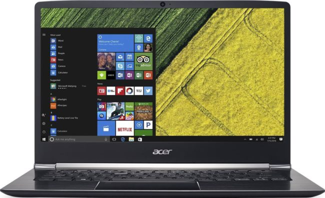 Acer Switch 5 дизайн