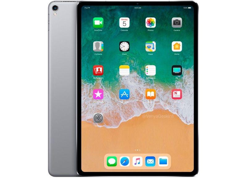 Планшет Apple iPad 2018 — дата выхода, обзор
