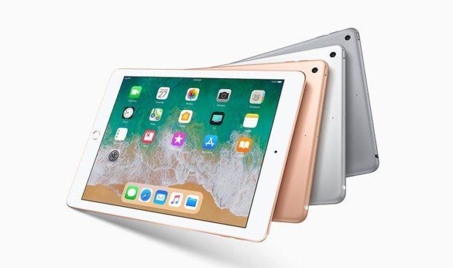 Apple iPad 2018 внешний вид