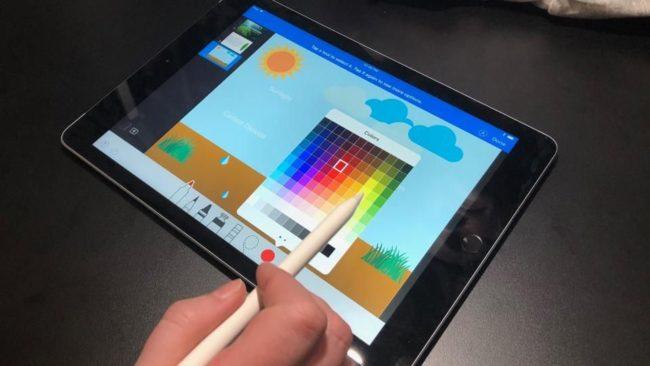 планшет Apple iPad 2018