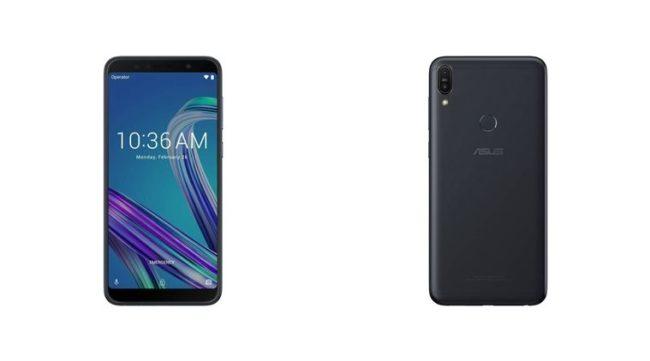 телефон Asus ZenFone Max M2