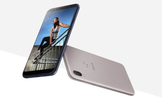 смартфон Asus ZenFone Max M2