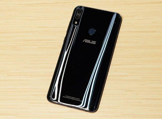 Asus ZenFone Max Pro M2 камера