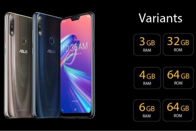телефон Asus ZenFone Max Pro M2